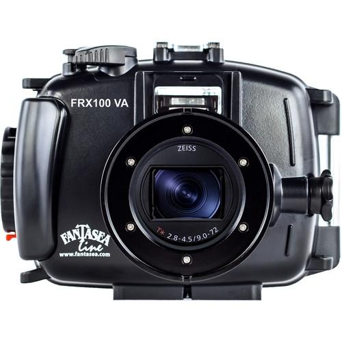 Fantasea Line FRX100 VA M16 Underwater Housing for Sony Cyber-shot RX100 III, IV, V, or VA