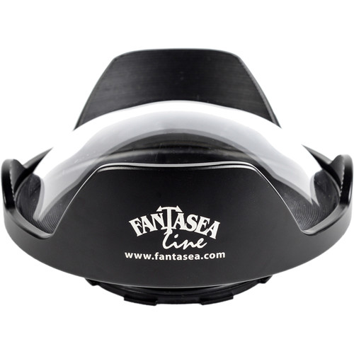 """Fantasea Line 6"""" FML Dome Port A6 for Sony E 10-18mm f/4 or 16mm f/2.8 Lens"""