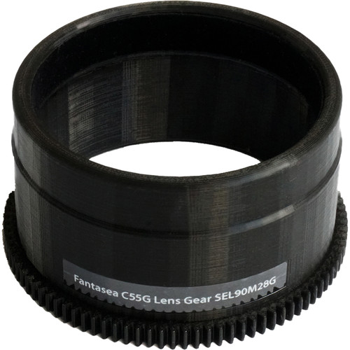 Fantasea Line C55G Lens Gear for Sony SEL90M28G