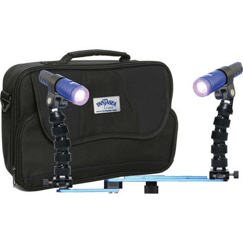 Fantasea Line Twin Action 700 Mini Lighting Set for GoPro