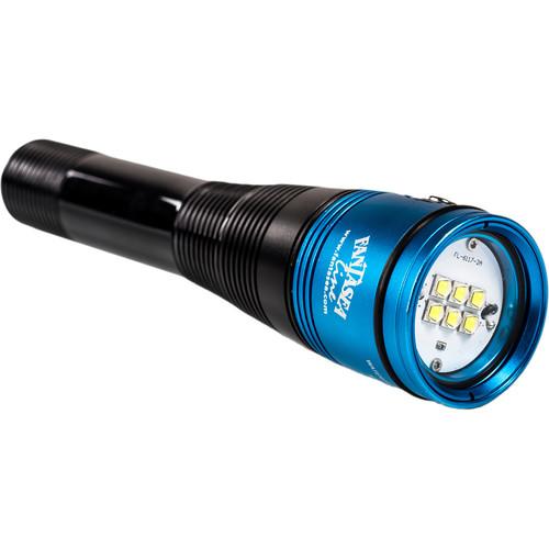 Fantasea Line Radiant 2500 Video LED Dive Light
