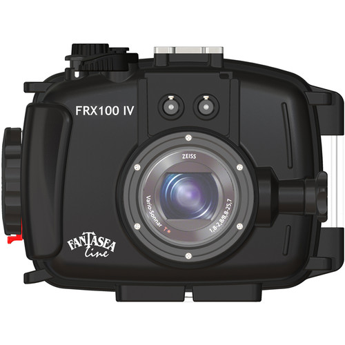 Fantasea Line FRX100 IV Underwater Housing and Sony Cyber-shot DSC-RX100 IV Camera Kit
