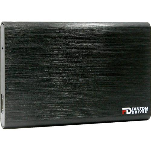 Fantom GFORCE 480GB USB 3.1 Gen 2 Type-C External SSD & PCIe USB 3.1 Gen 2 Host Adapter Bundle (Mac, Black)