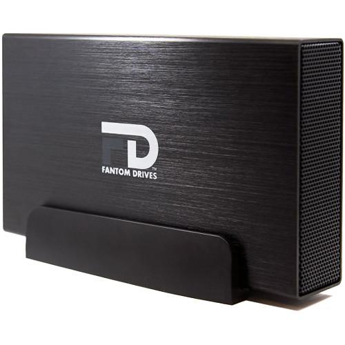 Fantom 12TB G-Force Quad USB 3.0/2.0, eSATA, FireWire 800/400 External Hard Drive