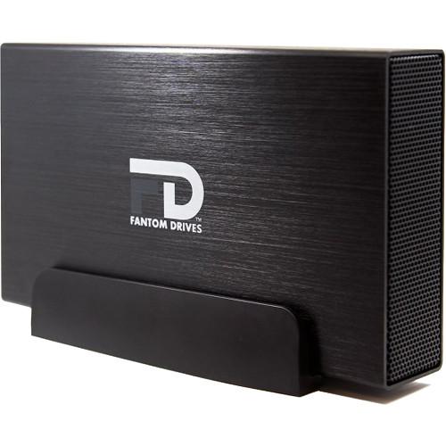 Fantom 10TB G-Force3 Pro USB 3.0 External Hard Drive (Black)