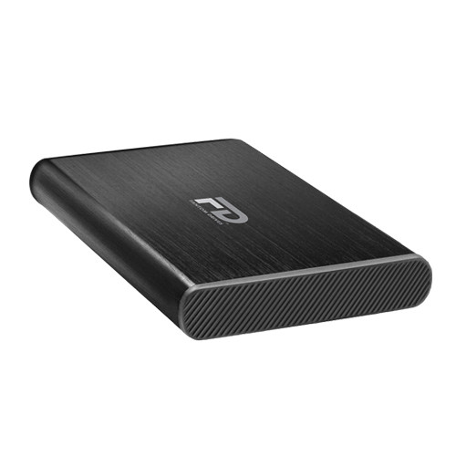 Fantom 2TB G-Force Mini USB 3.0 Aluminum Portable Hard Drive