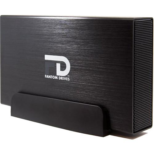 Fantom 10TB G-Force Quad Pro 7200 rpm External Hard Drive (USB 3.0/eSATA/FireWire 400/800)
