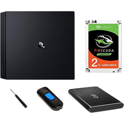 Fantom SSD Upgrade Kit for Sony PlayStation 4 (2TB)