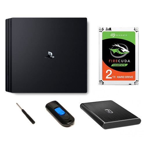 Fantom 2TB SSHD Upgrade Kit for PlayStation 4