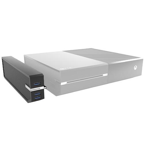 Fantom Xbox One Storage Hub with Built-in 2TB HDD