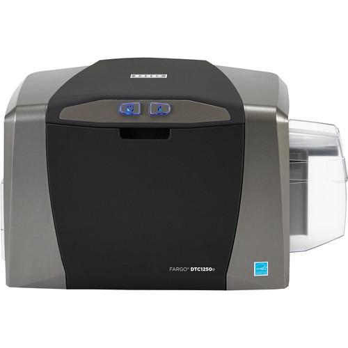 Fargo DTC1250e Single-Sided ID Card Printer