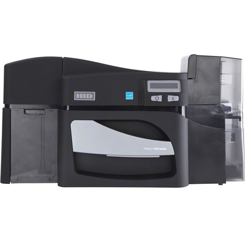 Fargo DTC4500e Single-Sided ID Card Printer