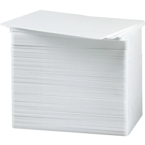 Fargo CR-80.30 UltraCard PVC Cards (500 Cards)