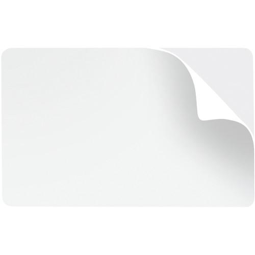 Fargo CR-79 Adhesive Mylar-Backed UltraCard PVC Cards (500 Cards)