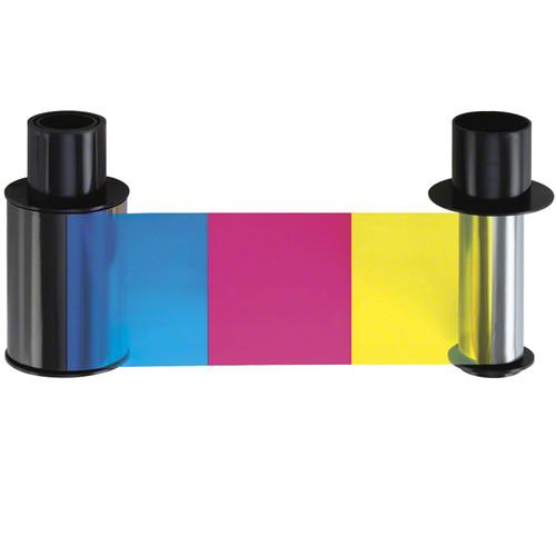 Fargo YMCKO Professional-Series Ribbon for DTC550 Card Printer (Yields 500)