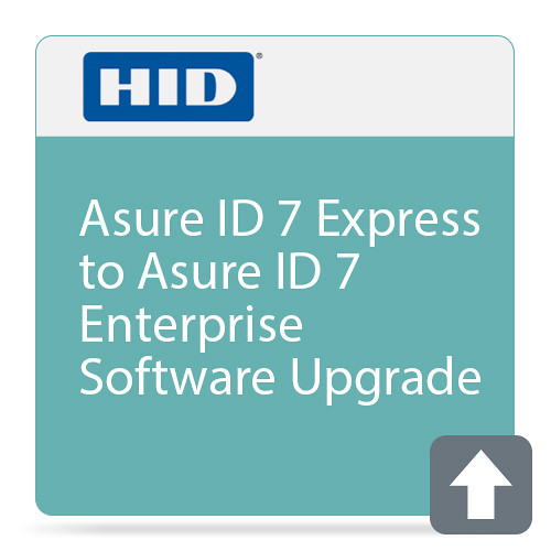 Fargo Asure ID 7 Express to Asure ID 7 Enterprise Software Upgrade