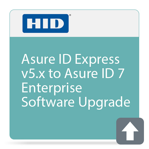 Fargo Asure ID Express v5.x to Asure ID 7 Enterprise Software Upgrade