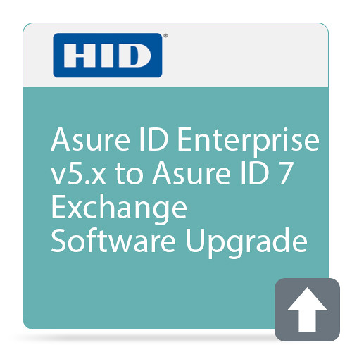 Fargo Asure ID Enterprise v5.x to Asure ID 7 Exchange Software Upgrade