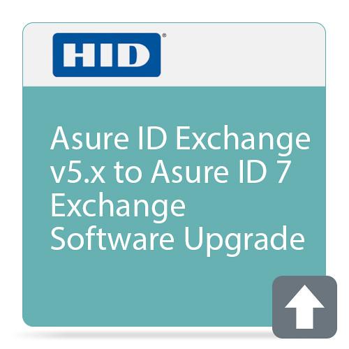 Fargo Asure ID 7 Exchange (Upgrade from Asure ID v5.x Exchange)