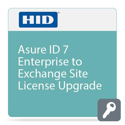Fargo Asure ID 7 Enterprise to Exchange Site License Upgrade (Price for License 6 through 20)