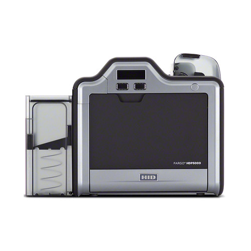 Fargo HDP5000 Single-Sided ID Card Printer