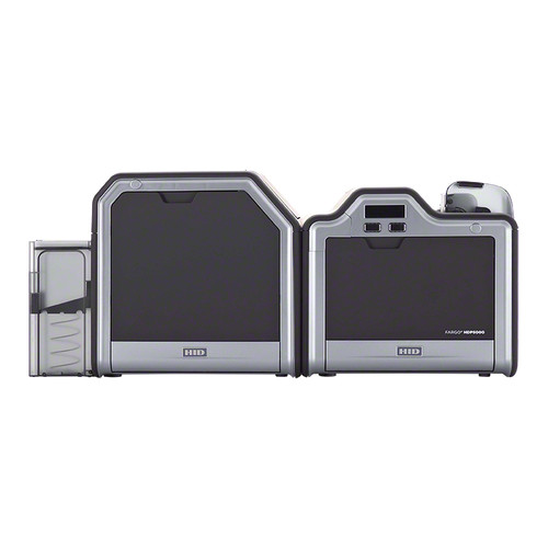 Fargo HDP5000 Single-Sided ID Card Printer (Single-Sided Lamination)