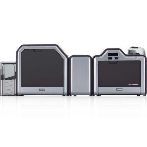 Fargo HDP5000 Dual-Sided ID Card Printer (Single-Sided Lamination, 5127 Smart Card Encoder)