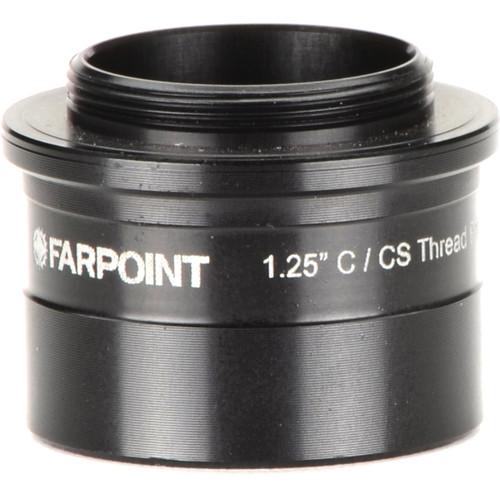 """Farpoint Prime Focus C/CS-Mount Adapter (1.25"""")"""