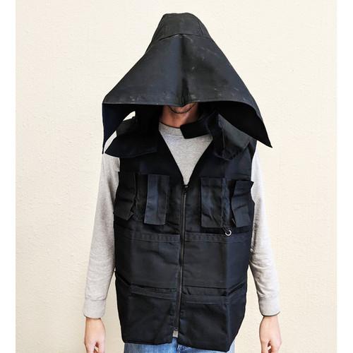 Farpoint Hooded Observing Vest (Matte Black)
