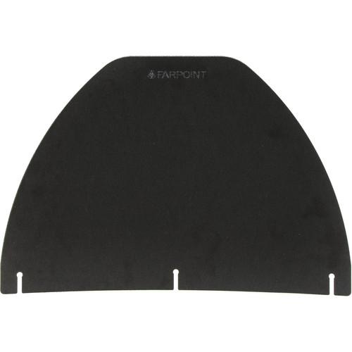 Farpoint Light Shield for Zhumell Z12 Dobsonian Telescope (Matte Black)