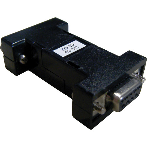Fast Forward Video RS-232 to RS-422 Bidirectional Converter