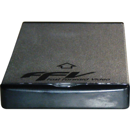Fast Forward Video 500GB HDD for Dual Channel Omega HD and Micron HD Recorders