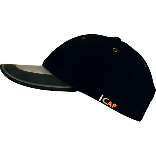 FastCap Tech iCap Traditional with White LEDs (Black)