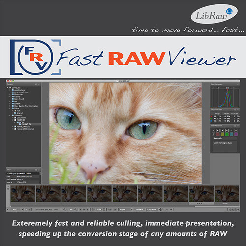 FastRawViewer Software (Download)