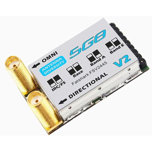 Fat Shark 32-Channel 5G8 Diversity Receiver Module for Select Fat Shark Headsets