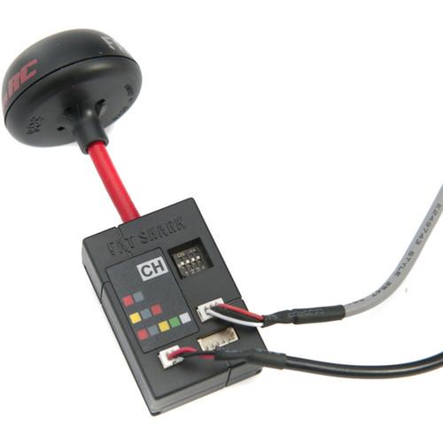 Fat Shark Cased 5G8 Transmitter for Phantom/GoPro Mount (CE Certified)