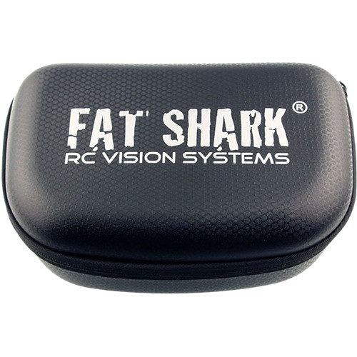 Fat Shark Headset / Faceplate Carrying Case