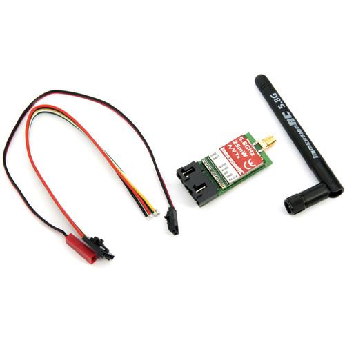 Fat Shark 25mW 5.8 GHz A/V Transmitter (for Europe)