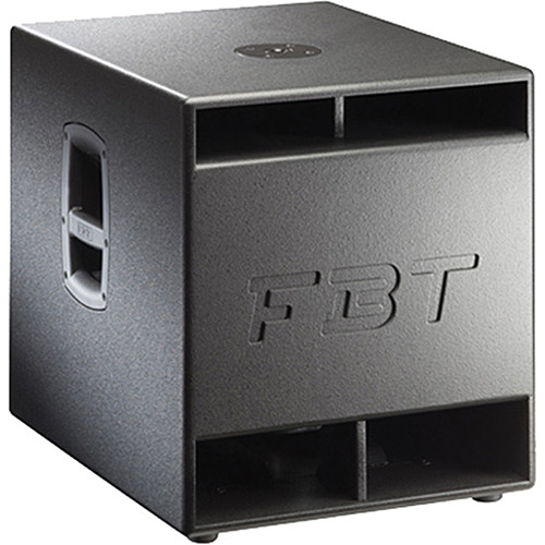 FBT SUBLine 15Sa 600W Processed Active Subwoofer