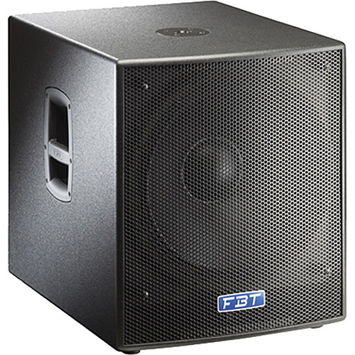 FBT SUBLine 18SA 1200W Processed Active Subwoofer