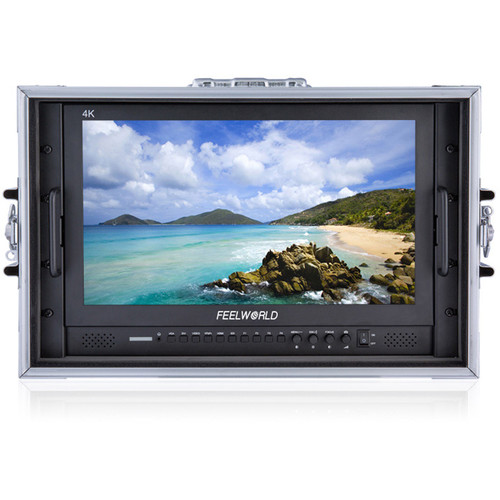 FeelWorld 17.3'' 4K Carry-On Broadcast Monitor