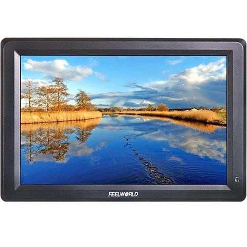 """FeelWorld F7 1920 x 1200 7"""" IPS 4K I/O On-Camera Monitor"""