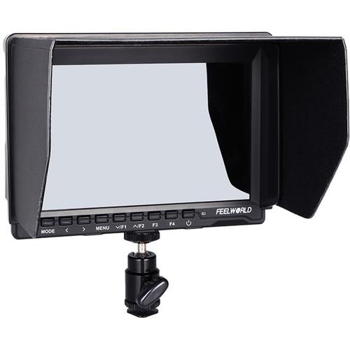 "FeelWorld 7"" IPS HDMI Monitor and Gimbal Handle Kit"