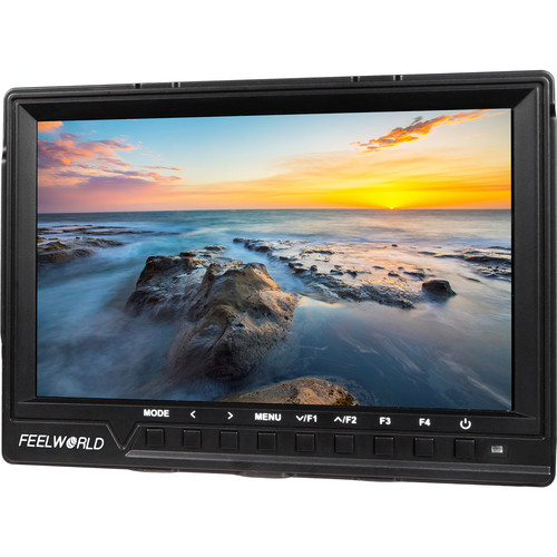 """FeelWorld 7"""" FW760 IPS HDMI Field Monitor Kit with Aptaris Half Cage"""