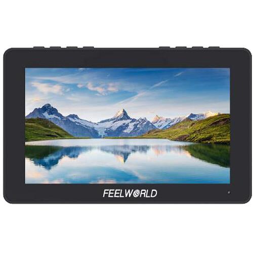 "FeelWorld F5 Pro 5.5"" V2 4K HDMI IPS Touchscreen Monitor"