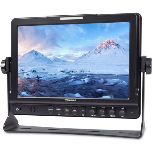 "FeelWorld 10"" 4K IPS Professional HDMI Field Monitor"