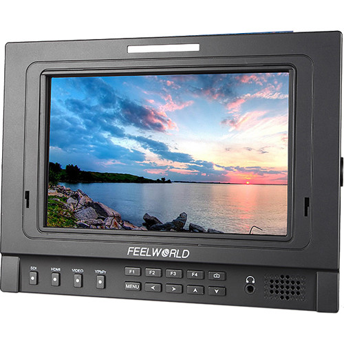"FeelWorld FW-1D/S/O 7"" IPS SDI/HDMI On-Camera Monitor"
