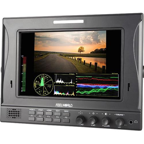 "FeelWorld FW789 7"" IPS On-Camera Monitor"
