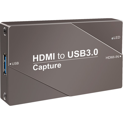 FeelWorld HDMI to USB 3.1 Gen 1 Capture Card