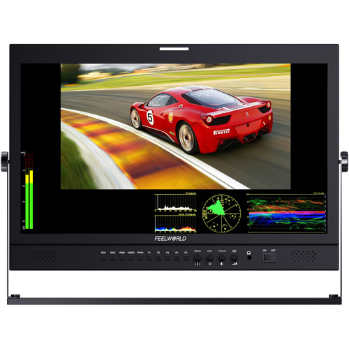 "FeelWorld P215-9DSW 21.5"" Broadcast LCD Monitor"
